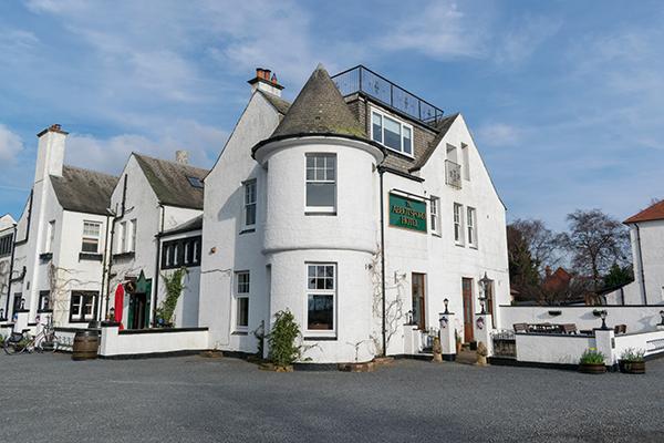A photo ot the Abbotsford Hotel, Ayr