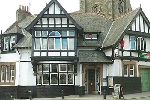 A Photo of the Bridge Inn, Peebles