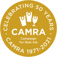 CAMRA-50th-Logo-White-on-Gold-RGB 300px