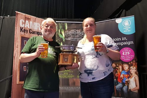 Champion Beer of Scotland 2018